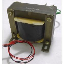 L479 Transformer, Atlas Radio, Split primaries for 115/230v