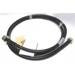 L4A-PDMDM-8-USA  Pre-Made Cable Assembly, 8 ft LDF4-50A with 7/16 DIN Male Connectors on both sides, Andrew
