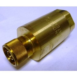 L5NM Type-N Male Connector, LDF5-50 (Old Version)