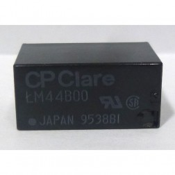 LM44B00  Relay, Reed, DPDT, 5v, 2 amp, CP Clare