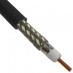 LMR240FR Coax Cable, Fire Retardant, 0.240 dia, 50 ohm, Times Microwave