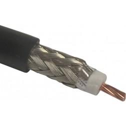 "LMR240UF Coax Cable, UltraFlex, .240"" Dia, 50 ohm,Times Microwave"