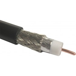 LMR400-75 Indoor/Outdoor Flexible Low Loss 75 ohm Coaxial Cable