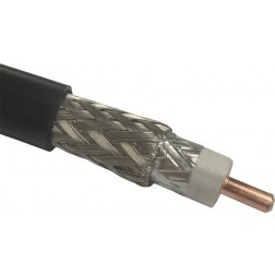 RFP400   Coax Cable, 50 ohm, .405 dia, CABLE GROUP: I, Judd Wire