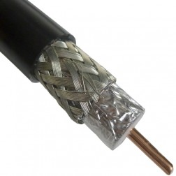 LMR600-75 Coax Cable, 75 Ohm, Times Microwave