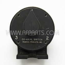 M-1460-3 Transco SP3T Manual Switch (Pull)