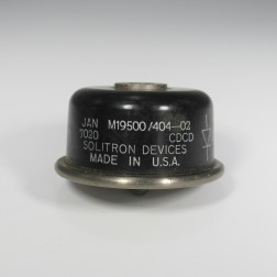 Solitron M19500/404-02 Rectifier Diode 5000V 5A Clean Used