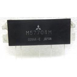 M57704M Power Module, 13w, 430-450 MHz, Mitsubishi