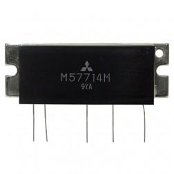 M57714M Power Module, 7w, 430-450 MHz, Mitsubishi