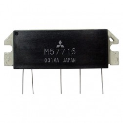 M57716 Power Module, 17w, 430-450 MHz, Mitsubishi