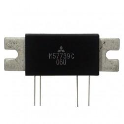 M57739C Power Module, 6w, 825-851 MHz, Mitsubishi