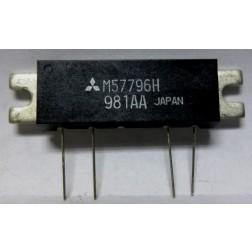 M57796H Power Module, 7w, 150-175 MHz, Mitsubishi