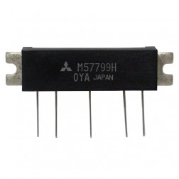 M57799H Power Module, 6w, 470-512 MHz, Mitsubishi