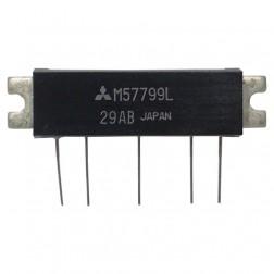 M57799L Power Module, 6w, 400-430 MHz, Mitsubishi