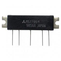 M57799M Power Module, 6w, 430-470 MHz, Mitsubishi