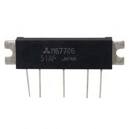 M67706 Power Module, 4w, 806-870 MHz, Mitsubishi