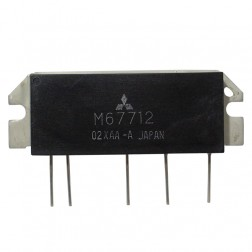 M67712 Power Module, 30w, 220-225 MHz, Mitsubishi