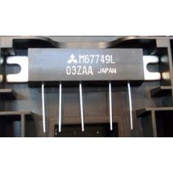 M67749L Power Module, 7w, 400-430 MHz, Mitsubishi