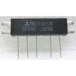 M67749SH Power Module, 7w, 490-512 MHz, Mitsubishi