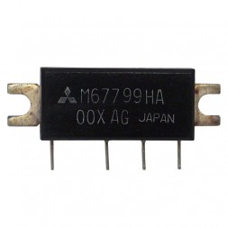 M67799HA Power Module, 7.5w, 450-470 MHz, Mitsubishi