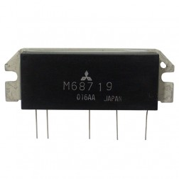 M68719 Mitsubishi Power Module16w 1240-1300 MHz