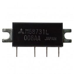 M68731L Power Module, 7w, 135-155 MHz, Mitsubishi