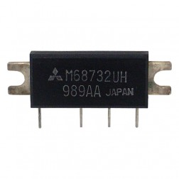 M68732UH Power Module, 7w, 470-490 MHz, Mitsubishi