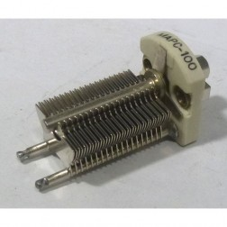 MAPC100 Variable Capacitor, Panel Mount, 4.5 - 100 pf, Hammarlund