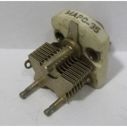 MAPC35 Variable Capacitor, Panel Mount, 2.9 - 35 pf, Hammarlund