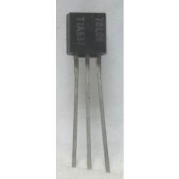 MC78L08  Transistor, 100ma Positive Voltage Regulator