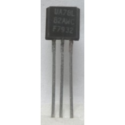 MC78L08AWC  Transistor, 100ma Positive Voltage Regulator, TO-92 Case (UA78L08AWC)