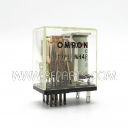 MH4P OMRON 4PDT Relay (NOS)