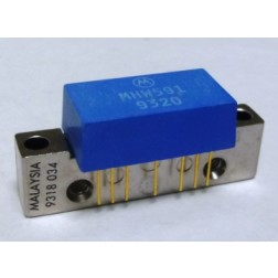 MHW591 Power Module, Motorola