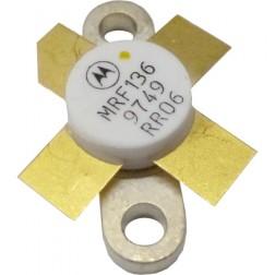 MRF136 Transistor, 15 watt, 28v, 400 MHz, Motorola