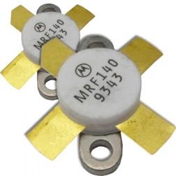 MRF140 Transistor, Matched Pair,150 watt, 28v, 150 MHz, Motorola