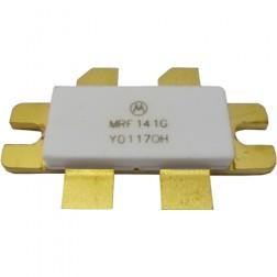 MRF141G Transistor, RF Power FET, 300W, 175MHz, 28V, Motorola