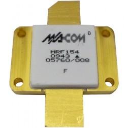 MRF154 Transistor, Broadband RF Power MOSFET 600W, to 80MHz, 50V, M/A-COM