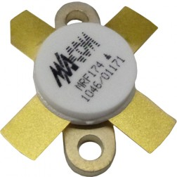 MRF174 Transistor, RF MOSFET, 125W, 200MHz, M/A-COM