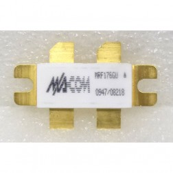 MRF176GU Transistor, RF MOSFET, 200/150W, 500MHz, 50V, M/A-COM