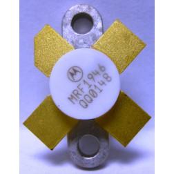 MRF1946 Transistor, NPN Silicon Power Transistor, 30 Watt, 10 dB, 12.5 Volt, 175 MHz, Motorola