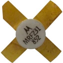 MRF231 NPN Silicon RF Power Transistor, 12.5 V, 90 MHz, 3.5 W, Motorola