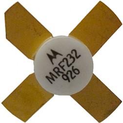 MRF232 NPN Silicon RF Power Transistor, 12.5 V, 90 MHz, 7.5 W, Motorola
