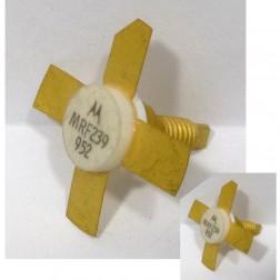 MRF239 NPN Silicon RF Power Transistor, 13.6 V, 160 MHz, 30 W, Motorola