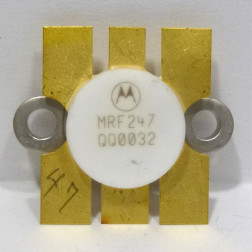 MRF247  Transistor, Matched Pair (See Sub 2SC2782MP)