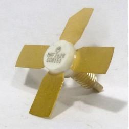 MRF2628 NPN Silicon Power Transistor, 12.5 V, 175 MHz, 15 W, Motorola