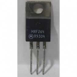 MRF264  NPN Silicon RF Power Transistor, 12.5 V, 175 MHz, 5.0 W, Motorola