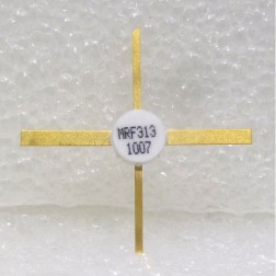 MRF313 NPN Silicon High-Frequency Transistor, 1.0 W, 400 MHz, 28 V, M/A-COM