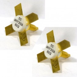 MRF315A Transistor, Matched Pair, TIC