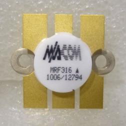MRF316 NPN Silicon Power Transistor, 80W, 3.0-200MHz, 28V, M/A-COM