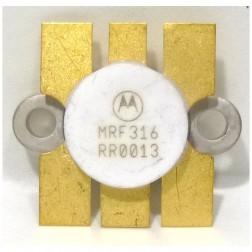 MRF316 NPN Silicon Power Transistor, 80W, 3.0-200MHz, 28V, Motorola